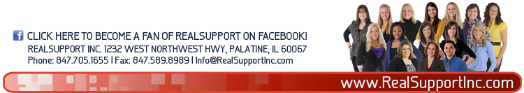 RealSupport Inc Real Estate Virtual Assistant