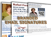 RealSupport, Inc. Real Estate Virtual Assistant - Custom Email Signatures